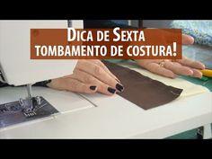 COSTURAR CAIXA DE LEITE PERFEITA SEMPRE - Dica de Sexta (Tutorial Patchwork) - YouTube