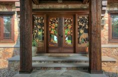 434 Best Front Entrance Ideas Images New Homes House