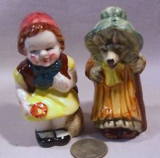 Vintage Little Red Riding Hood & The Wolf S Shakers