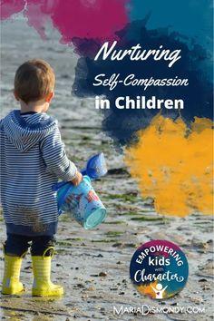 Teaching Character, Kid Character, Character Education, Character Development, Teaching Kids, Kids Learning, Emotional Awareness, Social Emotional Development, Negative Self Talk