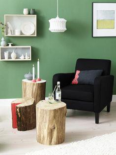Ein mit einem Anstrich aufgefrischtes Erbstück oder Designermöbel in angesagten Nuancen? Aber gern!