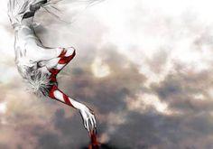 Tensa Zangetsu, Bleach Anime, Shiro, Detailed Image, Drawings