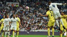 Real Madrid 1-1 Villarreal maç özeti