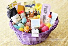 Intimate Easter Basket for HIM