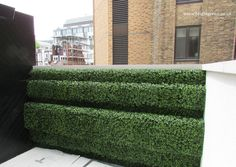 Custom Made Artificial Hedges to Any shape or Size.