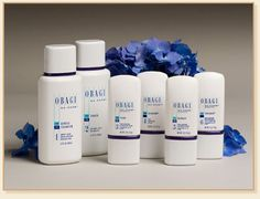 OBAGI! Great products that do help prevent aging! ❤️❤️❤️