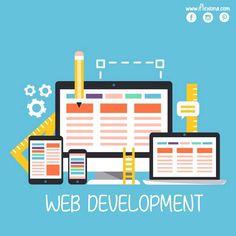 Web developers, also called web designers or webmasters, propose and keep websites.  Follow us on Pinterest: www.pinterest.com/iflexiona  #webdevelopment #webdesign #Branding #seo #cms