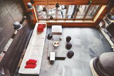 Karakoy Loft by Ofist Istanbul: Zweiraumwohnung | Traumhäuser ...