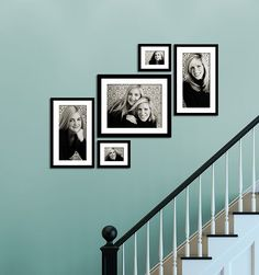 Love the color and photo arrangement/placement.                              …