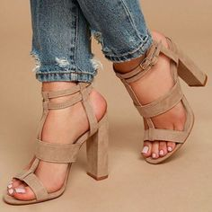 high heels – High Heels Daily Heels, stilettos and women's Shoes Chunky Heel Shoes, Chunky High Heels, Thick Heels, Chunky Sandals, Stilettos, Pumps Heels, Stiletto Heels, Ankle Straps, Ankle Strap Sandals