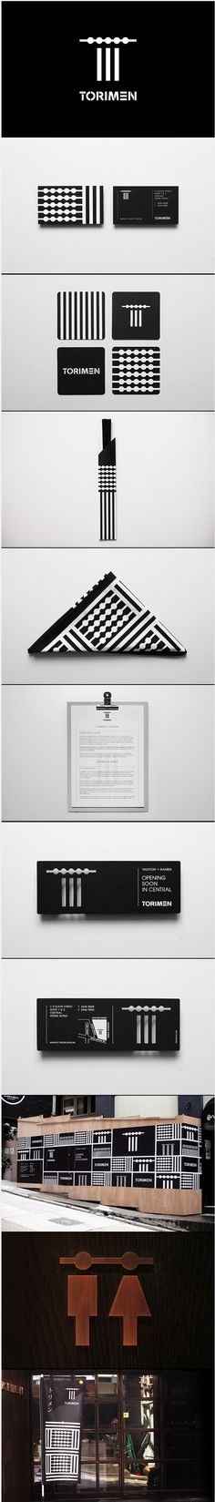 restaurants inspiration / branding | Torimen by Ken Lo