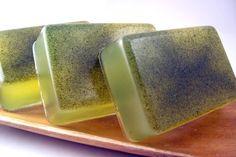 Atlantic Kelp Soap Seaweed Soap Organic Kelp Powder by karenssoaps