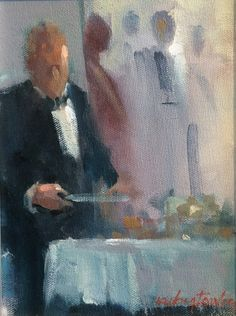 Replenishing by James Kubiatowicz, oil, 8 x 6 Local Artists, Oil, Detail, Gallery, Artwork, Painting, Work Of Art, Auguste Rodin Artwork, Painting Art
