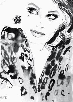 """Sophia""inspiration: a picture with Sophia Loren"