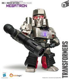 Transformers News: Re: Kids Logic Teases Additional G1 Mecha Nations Super Deformed Figures