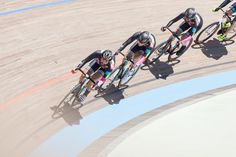 8bar team im Velòdrom d'Horta