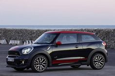 What do you think about the 2014 MINI JCW Paceman All4?