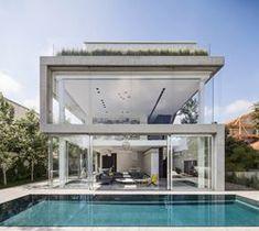 Um corte de concreto, Ramat Gan, 2014 - Pitsou Kedem Arquitetos