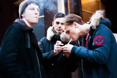 You've Got Male: On the Street With the Men of Fashion Week - Gallery - Style.com