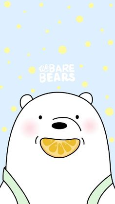 we bare bear♡ Cute Panda Wallpaper, Bear Wallpaper, Kawaii Wallpaper, Cute Wallpaper Backgrounds, Wallpaper Iphone Cute, We Bare Bears Wallpapers, Panda Wallpapers, Cute Cartoon Wallpapers, Ice Bear We Bare Bears