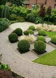 Image result for contemporary garden borders
