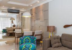 Apartamento Centro -Florianópolis 09/2014 | Gebara e Filártiga Estar/Jantar