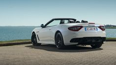 The Maserati Grancabrio #carleasing deal | One of the many cars and vans available to lease from www.carlease.uk.com
