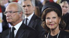 Drukke en verdrietige dag voor Zweedse koninklijke familie - Blauw Bloed
