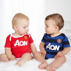 Manchester United Rompers. Of course.