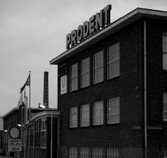 Prodent Fabriek aan de Kleine Koppel