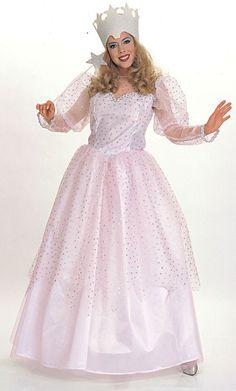Wizard of Oz Glinda Costumes Adult Halloween Costumes HalloweenCostumes4u.com