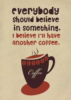 I'll have another coffee! #CoffeeMillionaires #CoffeeLovers #workfromhome