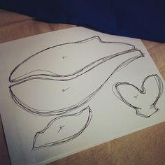Barney de walvis.