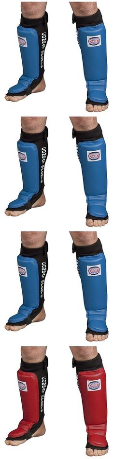 Strike Pads and Mitts 179789: Combat Sports Mma Training Shin Guards -> BUY IT NOW ONLY: $34.99 on eBay!