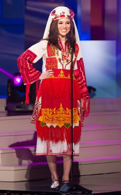 Miss Bulgaria from 2014 Miss Universe National Costume Show | E! Online