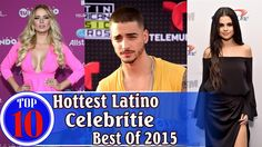 15 Hottest Latino Celebrities Who Turned Up The Heat This Year Best Of 2015