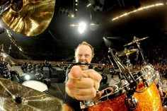 Lars Ulrich: 'The White Stripes Blew My Mind'