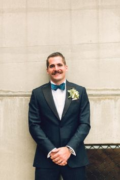 Cool Philadelphia Wedding | Danfredo Photos & Film | Bridal Musings Wedding Blog