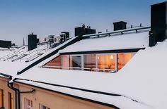 Decorar y vivir en una casa de 340 m² - decoración nórdica, casas nórdicas