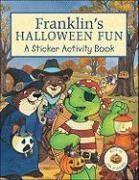 Franklin's Halloween Fun: A Sticker Activity Book, adapted by Celeste Gagnon, Sasha McIntyre & Susan Menzies