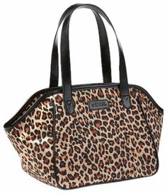 24 99 Sachi 98 088 Insulated Fashion Lunch Tote Brown