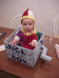 Possible Halloween costume for Jack!