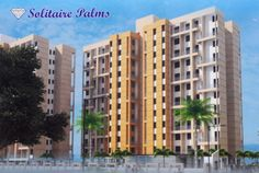 Moshi, Solitaire Palms By Solitaire Builders  1 and 2 BHK flats available @3600/sq.ft Contact: 8605005353, 9922446683, 9922438731  http://www.expomantra.com/expoinc/dsn/176