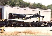 Southern MoW Equipment