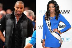 Osi Umenyiora engaged to Miss Universe | Shutdown Corner - Yahoo! Sports