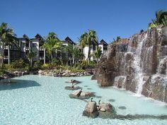 No.1 Family holiday destination as voted by EK readers - Radisson's resort on the Fiji island of Denarau.