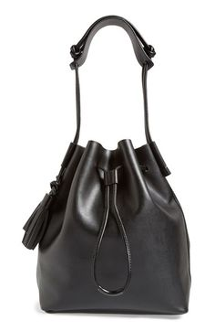 3fc6a44a3834 Vince Camuto  Lorin  Drawstring Tote