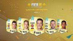 FIFA 16 Winter Upgrades Batch 3 - FUT