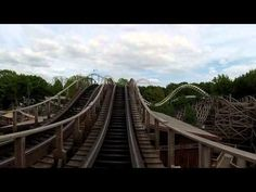 Joris en de Draak Water in de Efteling [On-ride] - Achtbaantester Stephen [1080p HD!]