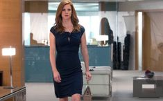 Donna Paulsen Suits style